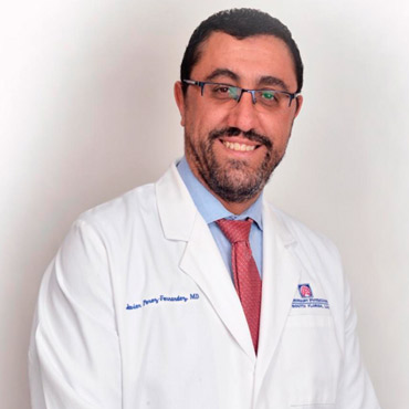 Dr. Javier Pérez-Fernández (Estados Unidos)