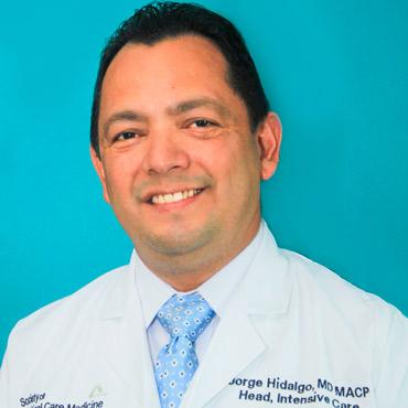 Dr. Jorge Hidalgo-Marroquín (Belice)