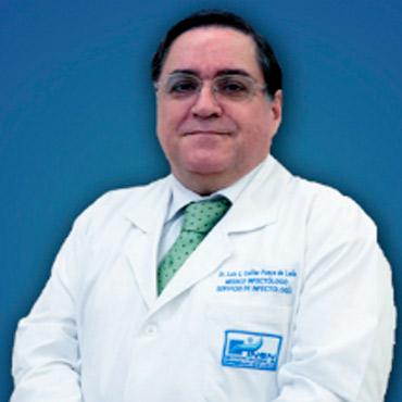 Dr. Luis Cuéllar (Perú)